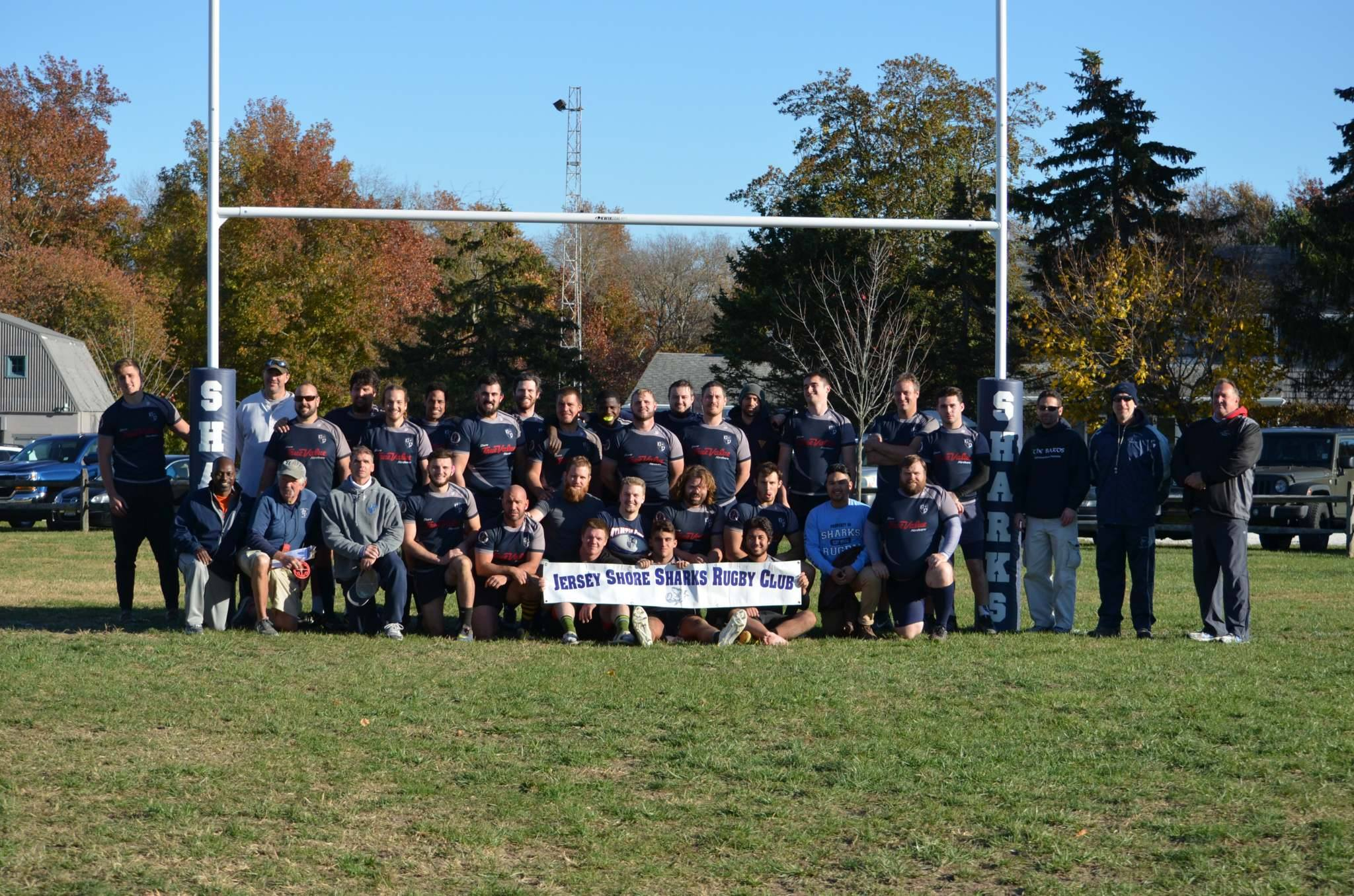 Jersey Shore Sharks Rugby Football Club Members